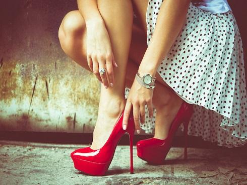 Phụ nữ đừng buồn khi có bắp chân to, phải vui lên vì đây là dấu hiệu trời ban cho vô số phúc phần-2