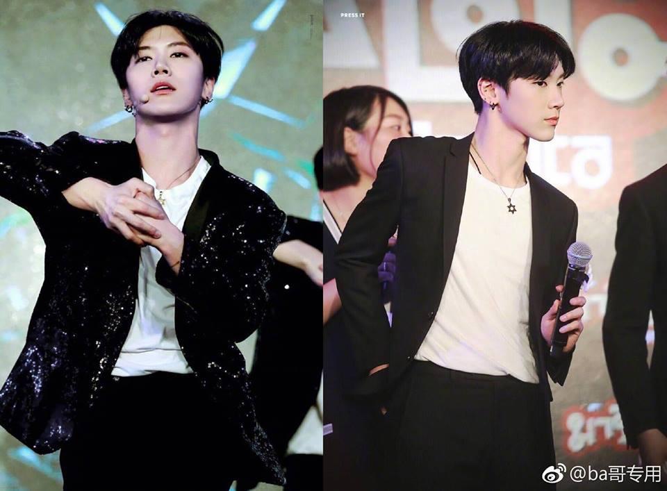 Đẳng cấp như fan sao Hàn: Giúp thần tượng thay quần, ủi phẳng áo chỉ bằng... photoshop-6