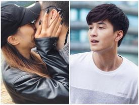 Tiễn bạn gái mới về Bỉ, Huỳnh Anh tỏ tình mãnh liệt: 'Cám ơn em đã đến với anh bất chấp miệng lưỡi cay độc'