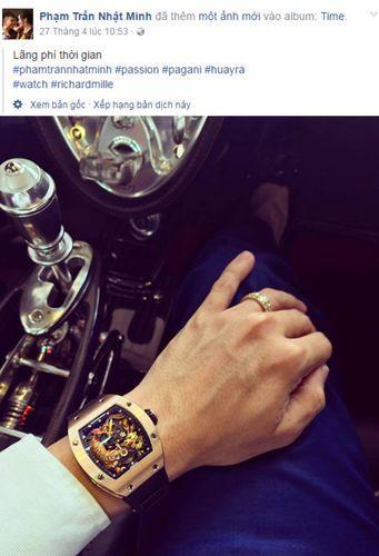 Đại gia Minh Nhựa đang sở hữu bộ sưu tập đồng hồ trị giá bao nhiêu tỷ?-1