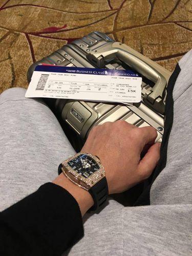 Đại gia Minh Nhựa đang sở hữu bộ sưu tập đồng hồ trị giá bao nhiêu tỷ?-2