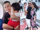 Kỉ niệm 1 năm ngày cưới, vợ chồng anh trai ca sĩ Bảo Thy chơi lớn khi quyết định cùng con gái gần 1 tuổi du lịch Maldives