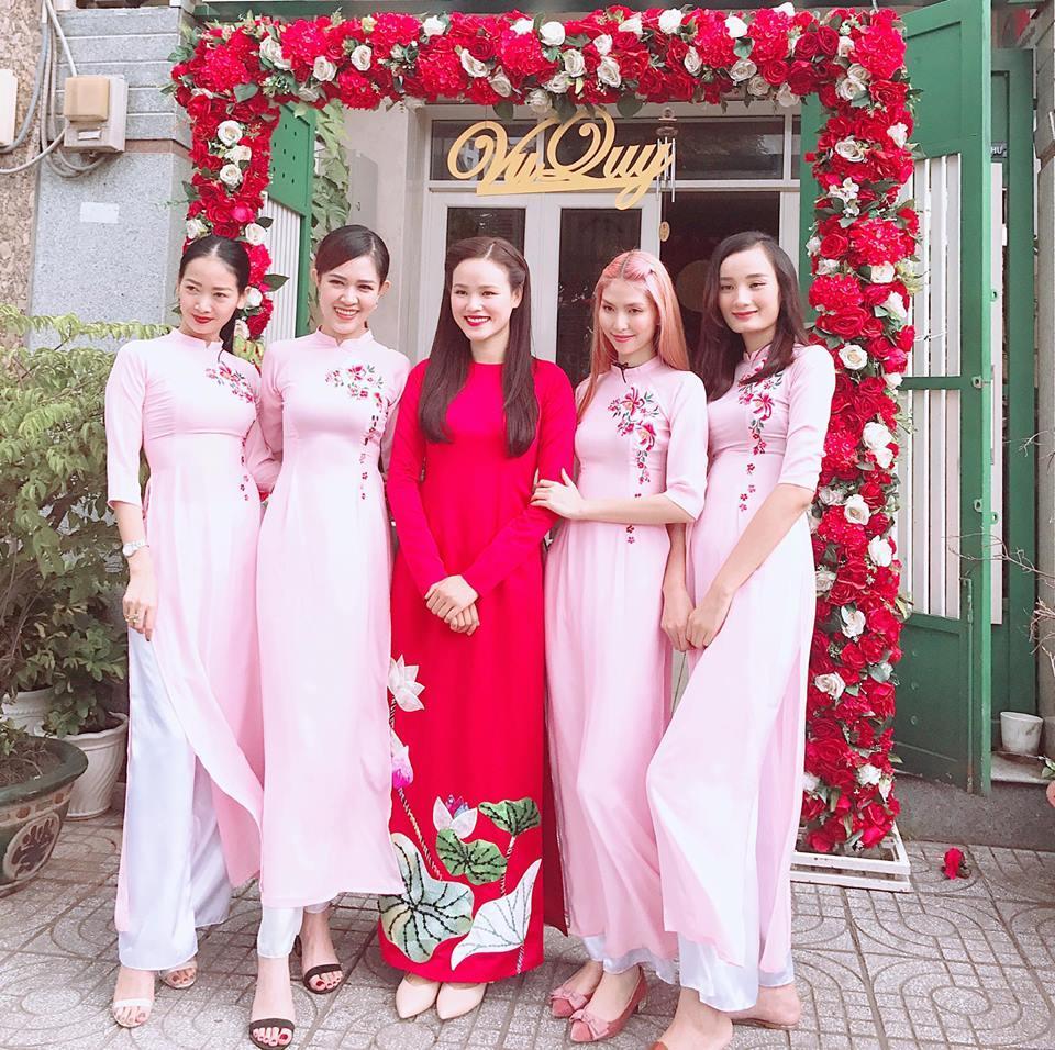 Á quân Vietnams Next Top Model 2010 Tuyết Lan đính hôn với chồng doanh nhân vào hôm nay-6