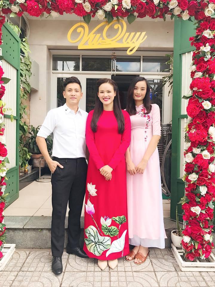 Á quân Vietnams Next Top Model 2010 Tuyết Lan đính hôn với chồng doanh nhân vào hôm nay-5