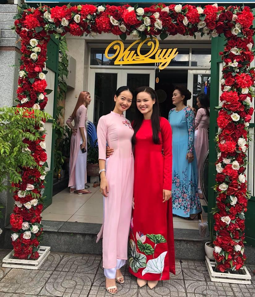 Á quân Vietnams Next Top Model 2010 Tuyết Lan đính hôn với chồng doanh nhân vào hôm nay-9