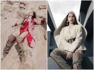 Hồ Ngọc Hà và Tóc Tiên đụng hàng: nàng thì bị chê như mặc đồ tang, cô lại làm fan tưởng mới té núi