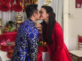 Á quân Vietnam's Next Top Model 2010 Tuyết Lan đính hôn với chồng doanh nhân vào hôm nay