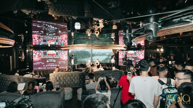 Lần đầu tiên khán giả được thưởng thức 3 sân khấu EDM trong một đêm nhạc-3