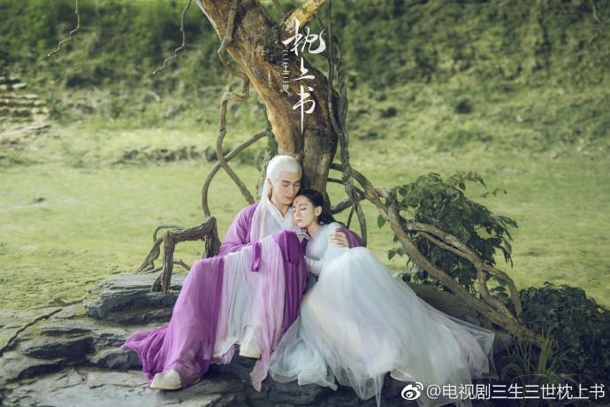 Ngắm loạt ảnh ngọt lịm tim của các cặp đôi đình đám Hoa ngữ nhân ngày Thất tịch-4