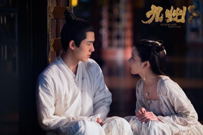 Ngắm loạt ảnh ngọt lịm tim của các cặp đôi đình đám Hoa ngữ nhân ngày Thất tịch-5