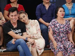 Mẹ chồng Lâm Khánh Chi bị cho là sợ con dâu đến mức chỉ cần nghe tiếng bước chân là nhận ra 'công chúa'