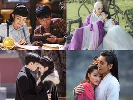 Ngắm loạt ảnh ngọt lịm tim của các cặp đôi đình đám Hoa ngữ nhân ngày Thất tịch