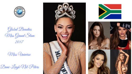 Nhan sắc khuynh thành của đại mỹ nhân vừa thắng giải Hoa hậu của các hoa hậu 2017-2