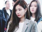 Biến sân bay thành sàn catwalk, Black Pink Jennie khiến cư dân mạng 'phát cuồng' vì quá đẹp