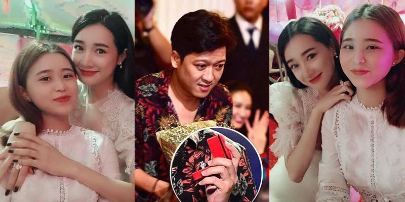 Trước Nhã Phương, nhiều mỹ nhân Việt cũng bị nghi cưới chạy bầu khi mặc áo cô dâu mà bụng lùm lùm-2