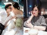 Á hậu Tú Anh thừa nhận: 'Từ ngày lấy chồng xong tôi hiền thật đấy'