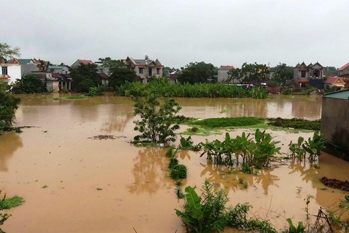 Nước dâng cao không ngừng, TP Thanh Hóa di dời 7.000 dân-5