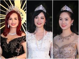 'Gừng càng già càng cay', dàn Hoa hậu Việt Nam ở ẩn bất ngờ tái xuất lộng lẫy không kém cạnh đàn em