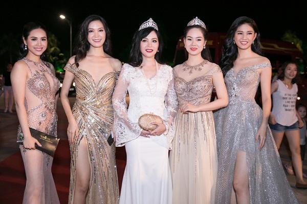 Gừng càng già càng cay, dàn Hoa hậu Việt Nam ở ẩn bất ngờ tái xuất lộng lẫy không kém cạnh đàn em-1