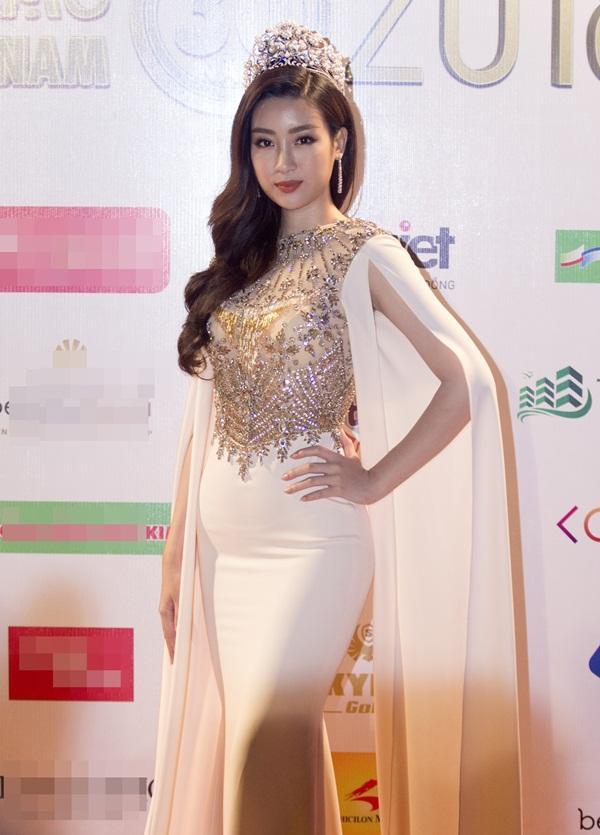 Gừng càng già càng cay, dàn Hoa hậu Việt Nam ở ẩn bất ngờ tái xuất lộng lẫy không kém cạnh đàn em-7