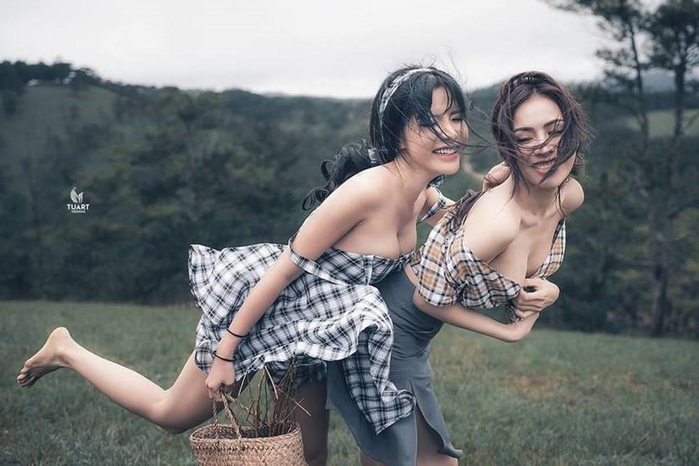 Kết đắng cho những người đẹp khoe thân phản cảm ở showbiz Trung Quốc-1