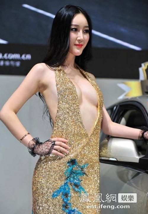 Kết đắng cho những người đẹp khoe thân phản cảm ở showbiz Trung Quốc-3