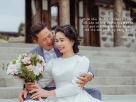 Sau gần 30 năm, thương vợ, chú xe ôm dốc hết tiền đưa vợ qua Hàn Quốc chụp ảnh cưới