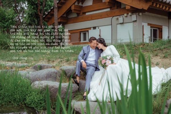 Sau gần 30 năm, thương vợ, chú xe ôm dốc hết tiền đưa vợ qua Hàn Quốc chụp ảnh cưới-12