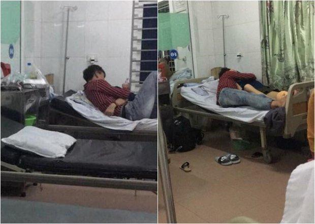 Cặp tình nhân thản nhiên diễn cảnh giường chiếu trên xe bus giữa trưa Hà Nội khiến dân tình phát sốt-5