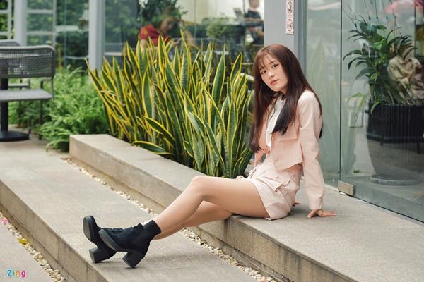 Hot girl Han Sara ở tuổi 18: Em chưa biết yêu, không mặc sexy-1