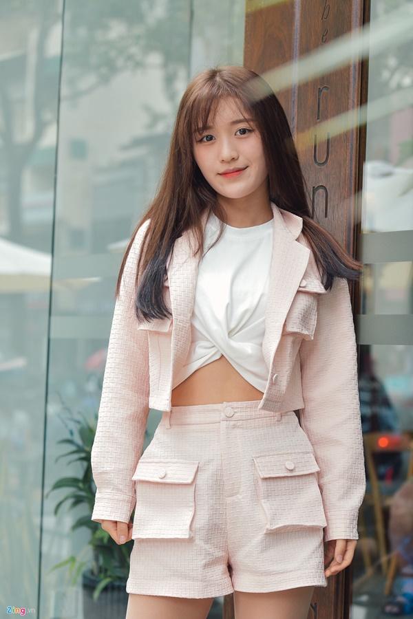 Hot girl Han Sara ở tuổi 18: Em chưa biết yêu, không mặc sexy-4