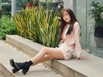 Tưởng lạ hóa ra là gương mặt thân quen: Hotgirl đình đám đến từ Hàn Quốc đại náo trường THPT Tân Bình-2