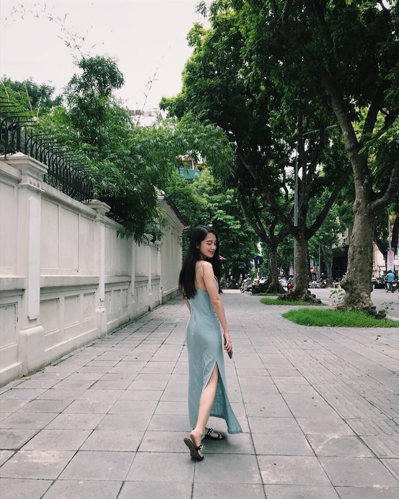 Loạt hot girl không hẹn mà rủ nhau du lịch Việt Nam-4