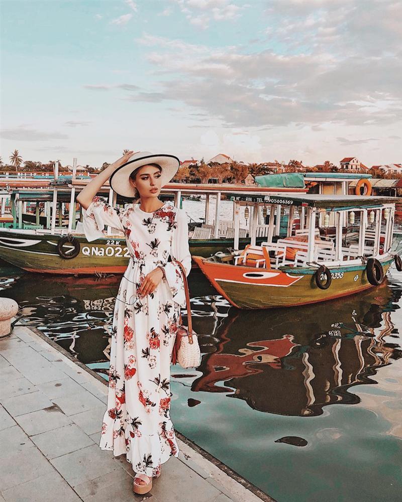 Loạt hot girl không hẹn mà rủ nhau du lịch Việt Nam-5