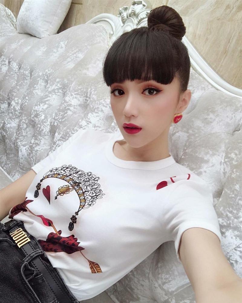 Hương Giang Idol thú nhận làm tóc theo trend phim Diên Hi Công Lược-1