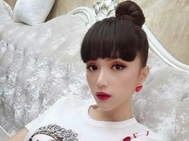 Hương Giang Idol thú nhận làm tóc 'theo trend phim Diên Hi Công Lược'