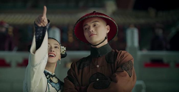 Bí kíp thả thính của Ngụy Anh Lạc khiến cả Phó Hằng và Hoàng thượng phải đổ gục-2