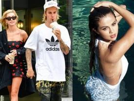 Selena Gomez không dự lễ trao giải MTV VMAs vì sợ 'chạm mặt' Justin Bieber và Hailey Baldwin