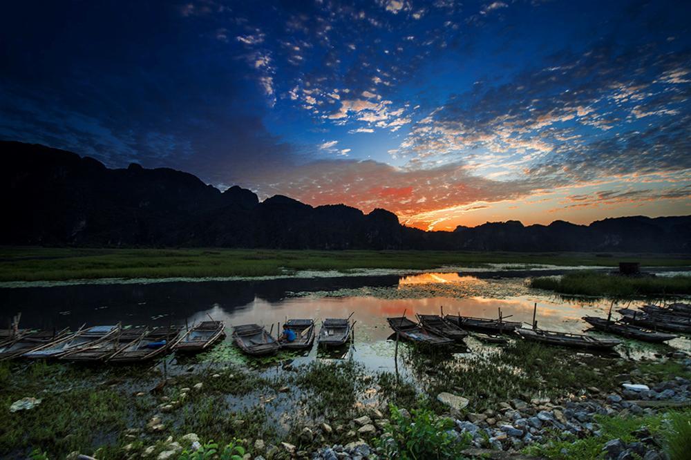 Nghỉ lễ Quốc khánh, về Ninh Bình trải nghiệm cuộc sống mộc mạc-7