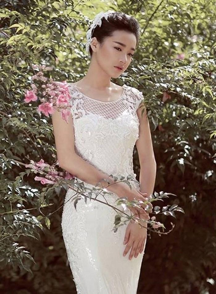 Lộ ảnh Nhã Phương thử áo cưới, chuẩn bị cùng Trường Giang về chung nhà?-10