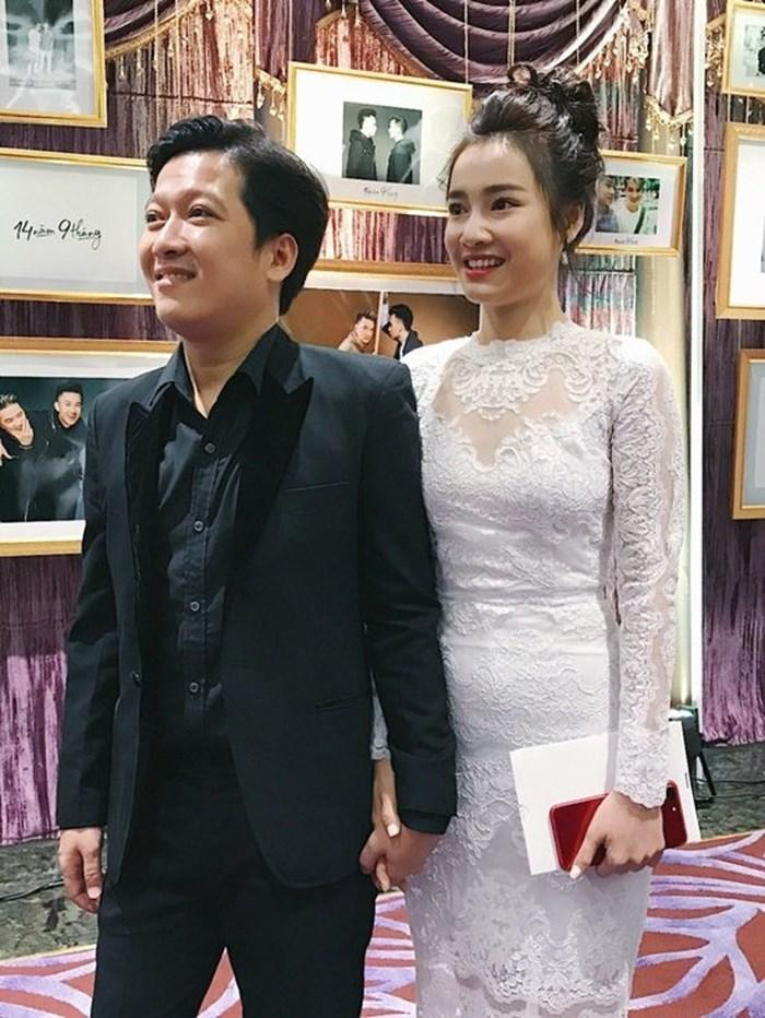 Lộ ảnh Nhã Phương thử áo cưới, chuẩn bị cùng Trường Giang về chung nhà?-7