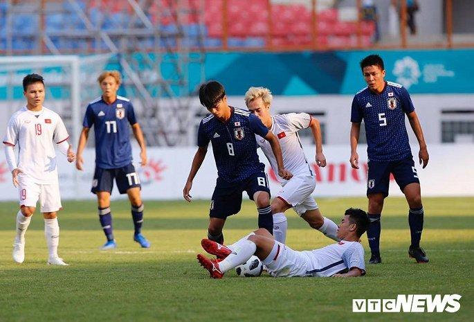 Thắng Olympic Nhật Bản, Olympic Việt Nam tạo địa chấn ASIAD-1