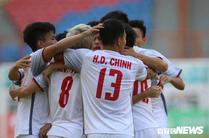 Thắng Olympic Nhật Bản, Olympic Việt Nam tạo địa chấn ASIAD-2