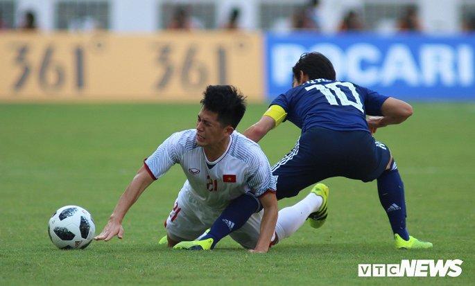 Thắng Olympic Nhật Bản, Olympic Việt Nam tạo địa chấn ASIAD-3