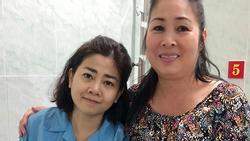 Diễn viên Mai Phương shock và suy sụp khi biết bệnh tình của mình bị thổi phồng trên mạng xã hội