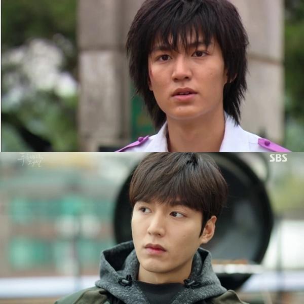 Diễn viên Hàn thời mới debut và bây giờ khác nhau như thế nào?-1