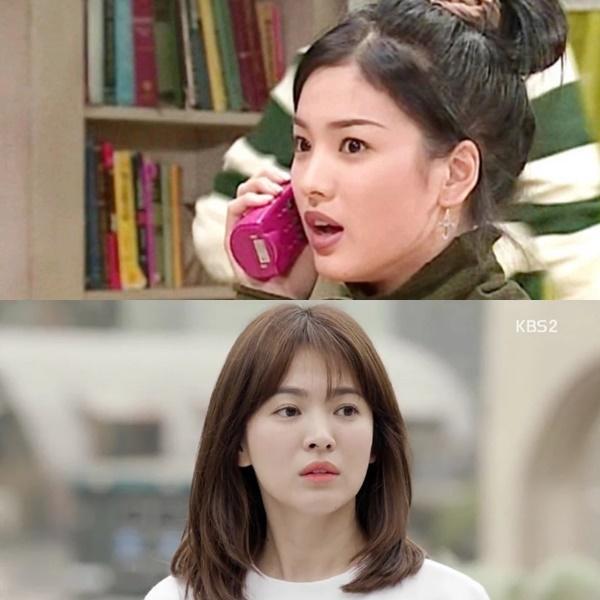 Diễn viên Hàn thời mới debut và bây giờ khác nhau như thế nào?-5