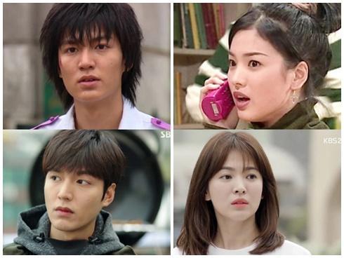 Diễn viên Hàn thời mới debut và bây giờ khác nhau như thế nào?