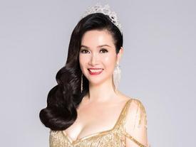 Hoa hậu Việt Nam đầu tiên Bùi Bích Phương: 'Người đẹp đăng quang năm 2018 phải tài sắc vẹn toàn để thi thế giới'