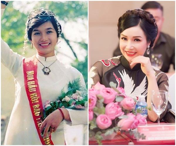 Hoa hậu Việt Nam đầu tiên Bùi Bích Phương: Người đẹp đăng quang năm 2018 phải tài sắc vẹn toàn để thi thế giới-1